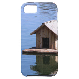 Capa Tough Para iPhone 5 Casa do lago