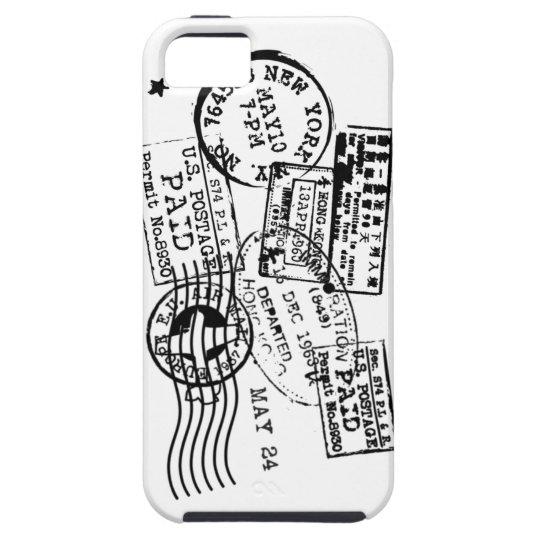 CAPA TOUGH PARA iPhone 5 CASE STAMPS