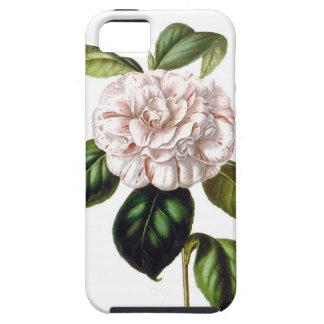 Capa Tough Para iPhone 5 Caso do iPhone 5/5s do SE do iPhone da flor da