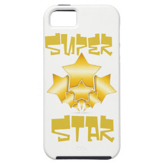 Capa Tough Para iPhone 5 Caso super do telemóvel da estrela