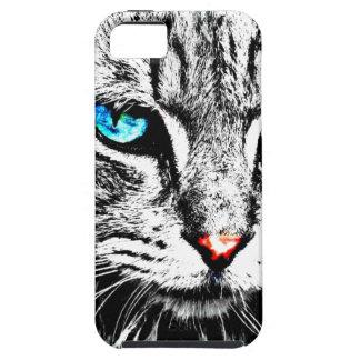 Capa Tough Para iPhone 5 cat2y