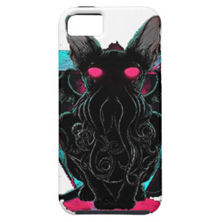 Capa Tough Para iPhone 5 Cathulhu