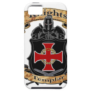 Capa Tough Para iPhone 5 Cavaleiros Templar