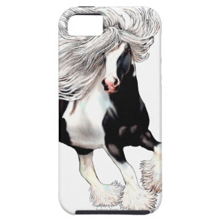 Capa Tough Para iPhone 5 Cavalo aciganado Casanova