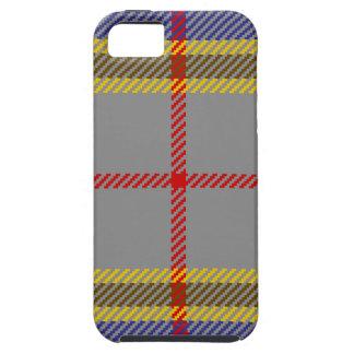 Capa Tough Para iPhone 5 Clã Balfour do Tartan
