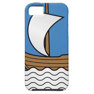 Capa Tough Para iPhone 5 Coat_of_Arms_of_Dzisna, _Belarus