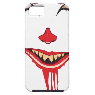 Capa Tough Para iPhone 5 Composição assustador do Dia das Bruxas