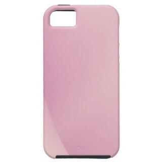 Capa Tough Para iPhone 5 Contexto cor-de-rosa