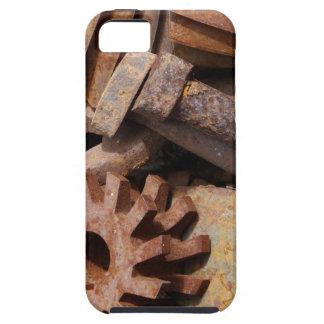 Capa Tough Para iPhone 5 Cores da oxidação/ROSTart