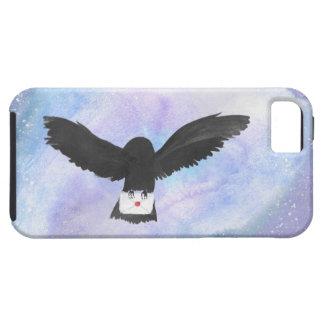 Capa Tough Para iPhone 5 Correio do carregando da coruja