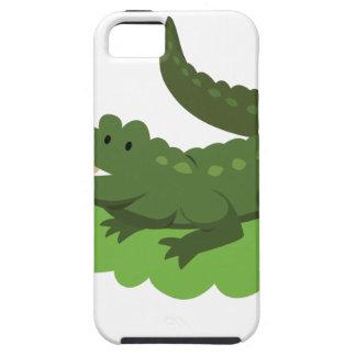 Capa Tough Para iPhone 5 crocodilo