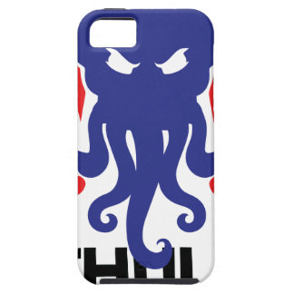 Capa Tough Para iPhone 5 cthulhu 2020