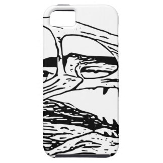 Capa Tough Para iPhone 5 Deinonychus
