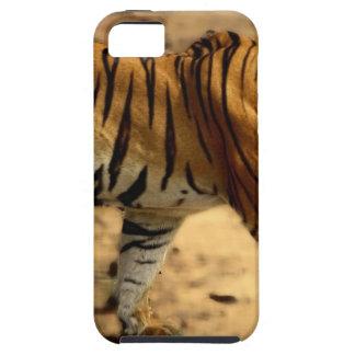 Capa Tough Para iPhone 5 Desengaço de Tigres dos alugueres