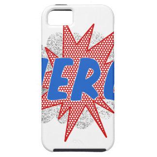 Capa Tough Para iPhone 5 Design da estrela do herói