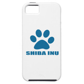 CAPA TOUGH PARA iPhone 5 DESIGN DO CÃO DE SHIBA INU