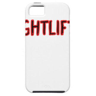 Capa Tough Para iPhone 5 Design do halterofilismo