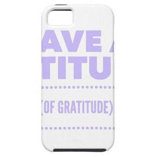 Capa Tough Para iPhone 5 Desintoxicação AA da recuperação da gratitude da