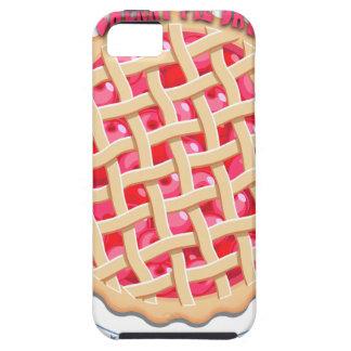 Capa Tough Para iPhone 5 Dia da torta da cereja - dia da apreciação