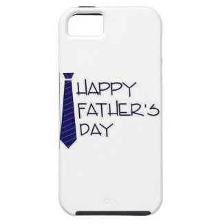 Capa Tough Para iPhone 5 Dia dos pais feliz