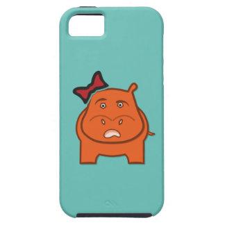 Capa Tough Para iPhone 5 Dianne Expressively brincalhão