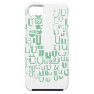 Capa Tough Para iPhone 5 Divertimento com pias batismais U