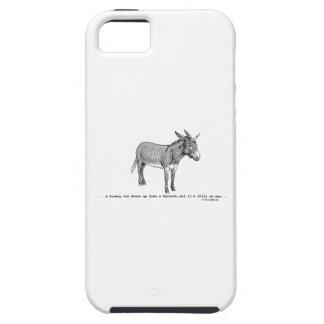 Capa Tough Para iPhone 5 DIY DonkeyUnicorn ver2