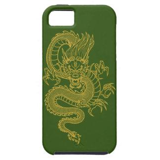 Capa Tough Para iPhone 5 Dragão chinês