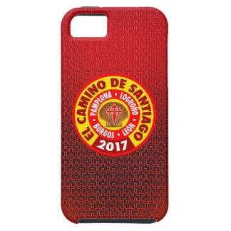Capa Tough Para iPhone 5 EL Camino de Santiago 2017