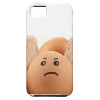 Capa Tough Para iPhone 5 Emoções do ovo