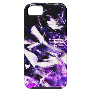 Capa Tough Para iPhone 5 EPOPEIA d8s3 ABSTRATO