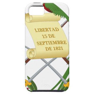 Capa Tough Para iPhone 5 Escudo de armas de Guatemala - brasão