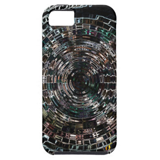 Capa Tough Para iPhone 5 Espiral