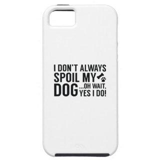 Capa Tough Para iPhone 5 Estrague meu cão