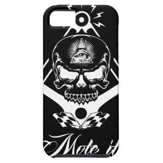 Capa Tough Para iPhone 5 Freemason-Widows-Sons-Masonic-Hotrod-Logo-20160407