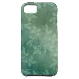 Capa Tough Para iPhone 5 Fundo verde