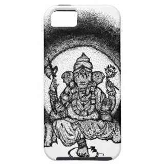 Capa Tough Para iPhone 5 ganesh