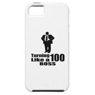 Capa Tough Para iPhone 5 Girando 100 como um chefe