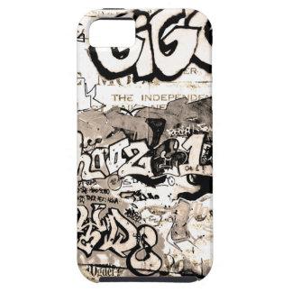 Capa Tough Para iPhone 5 Grafites
