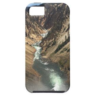 Capa Tough Para iPhone 5 Grand Canyon no parque de Yellowstone