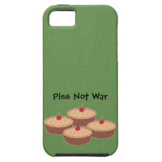 Capa Tough Para iPhone 5 Guerra das tortas não