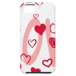 Capa Tough Para iPhone 5 hearts2