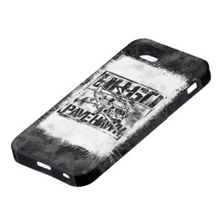 Capa Tough Para iPhone 5 HH-60 pavimentam o iPhone do falcão/caixa do iPad