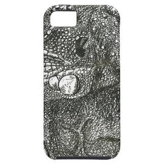 Capa Tough Para iPhone 5 Iguana