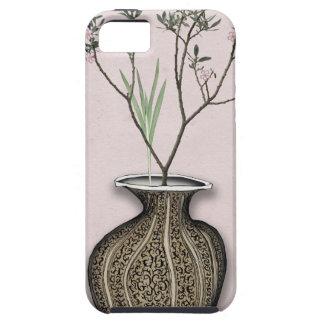 Capa Tough Para iPhone 5 Ikebana 4 por fernandes tony