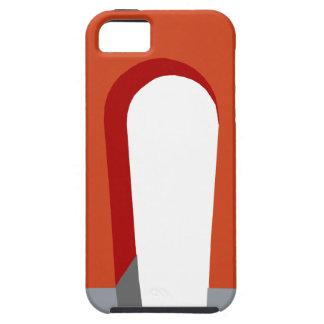 Capa Tough Para iPhone 5 Ímã em ferradura