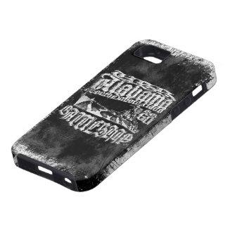 Capa Tough Para iPhone 5 iPhone de Alabama da navio de guerra/caso do iPad