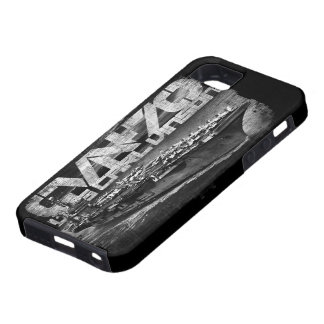 Capa Tough Para iPhone 5 iPhone de Carl Vinson do porta-aviões/caso do iPad