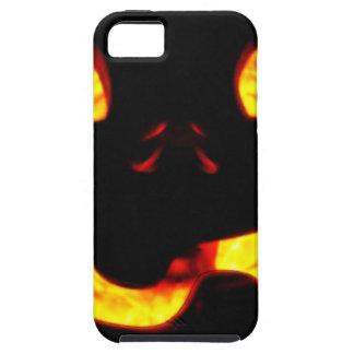 Capa Tough Para iPhone 5 Jack de queimadura