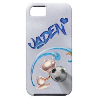 Capa Tough Para iPhone 5 Jaden